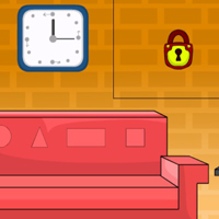 Free online html5 games - G2M Kid House Escape game