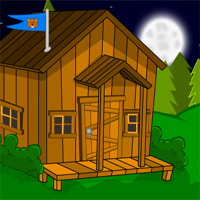 Free online flash games - MouseCity  Escape Camp Woodchuck