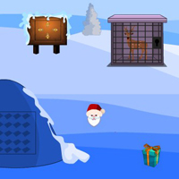Free online html5 games - Top10 Christmas Rescue The Deer game