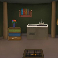 Free online flash games - Escape Game Magical House 3