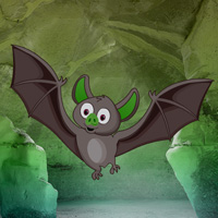 Free online flash games - Fuzzy Bat Cave Escape game - WowEscape