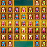 Free online flash games - Teddy Matcher NetFreedomGames game - WowEscape