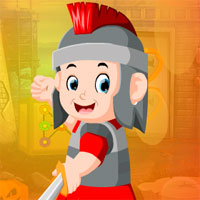 Free online flash games - G4K Sword Fighting Boy Escape game - WowEscape