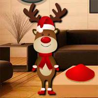 Free online flash games - Santa Claus Reindeer Escape game - WowEscape