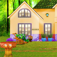 Free online flash games - Find The Easter Celebration House Key game - WowEscape