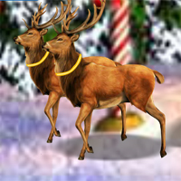 Free online flash games - Find Santa Vehicle