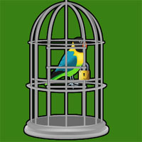 Free online flash games - Mountain Valley Parrot Escape game - WowEscape