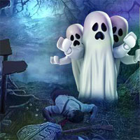 Free online flash games - G4K Ghost Fun Escape game - WowEscape