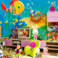 Free online flash games - Kids Toys Hidden Objects-2 game - WowEscape