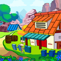 Free online flash games - Games2Jolly Cute Boy Pond Rescue