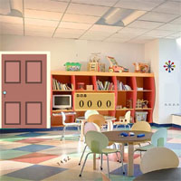 Free online flash games - GFG Kids Play Room Escape 2 game - WowEscape