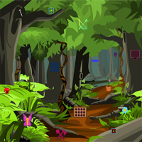 Free online flash games - AjazGames Escape Goldie Robiodnho game - WowEscape