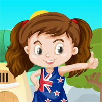 Free online flash games - G4K The London Girl Rescue