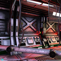 Free online html5 escape games - 365 Abandoned Space Station