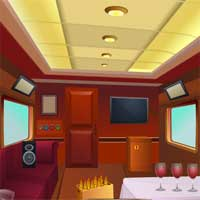 Free online flash games - Can You Escape Boy In Train 2 5nGames