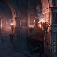 Free online flash games - Gothic Room Fun Escape