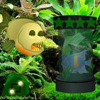 Free online flash games - Flower Horn Fish Escape game - WowEscape