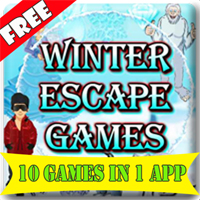 Free online flash games - Winter Escape Games Mobile App game - WowEscape