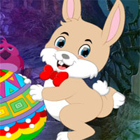 Free online flash games - G4K Egg Lepus Escape  game - WowEscape
