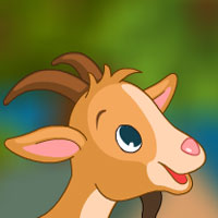 Free online flash games - AvmGames Trapped Goat Rescue game - WowEscape
