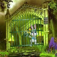 Free online flash games - Magic Easter Garden Escape 365Escape game - WowEscape