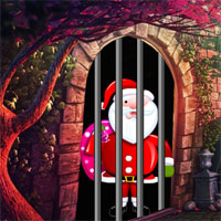 G4K Santa Escape From Kidnappers