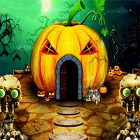 Free online flash games - Halloween Secret Lock game - WowEscape