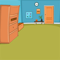 Free online flash games - Locked Home Escape