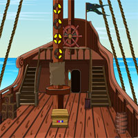 Free online flash games - Pirate Ship MirchiGames