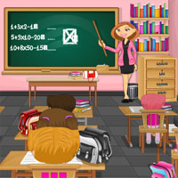 Free online flash games - Escape From Class Room TollFreeGames