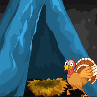 Free online flash games - Games4Escape Turkey Hatch Eggs Rescue game - WowEscape