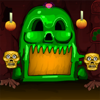 Free online flash games - Games4Escape Halloween Adventure Cave Escape game - WowEscape