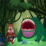 Free online flash games - Escape Man From Creature game - WowEscape