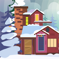 Free online flash games - Joyful Santa Escape