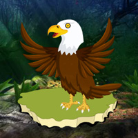 Free online flash games - Games2rule Fantasy Forest Eagle Escape game - WowEscape