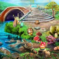 Free online flash games - Easterland Hidden Objects game - WowEscape