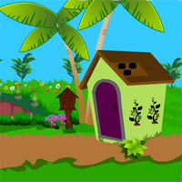 Free online flash games - Double Key Door Escape AVMGames