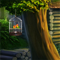 Free online flash games - Rescue the Love Birds