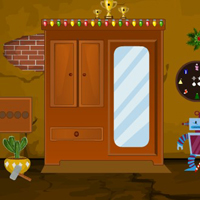 Free online html5 games - G4E Christmas Restricted Room Escape game