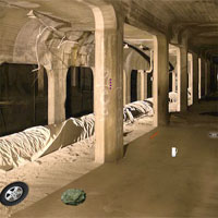 Free online flash games - Abandoned Subway Tunnel Escape EightGames