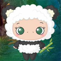 Free online flash games - Games4King Chinese Sheep Escape game - WowEscape