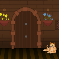 Free online flash games - KnfGame New Castle Escape game - WowEscape