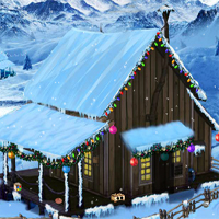 Free online flash games - EnaGames The Frozen Sleigh-The Gate Keeper 2 Escap game - WowEscape