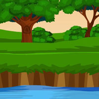 Free online flash games - G4E Bunny Kids Rescue