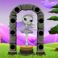 Free online flash games - MirchiGames Escape Cursed Fairy game - WowEscape