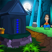 Free online flash games - Fearful Path MirchiGames game - WowEscape