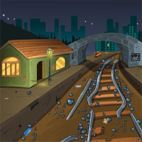 Free online flash games - EnaGames Railway Station