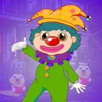 Free online flash games - G4K Ecstatic Clown Escape game - WowEscape