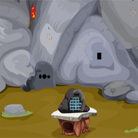 Free online html5 games - Cave Spider Escape GamesZone15 game