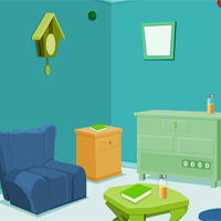 Aqua Color Home Escape On…